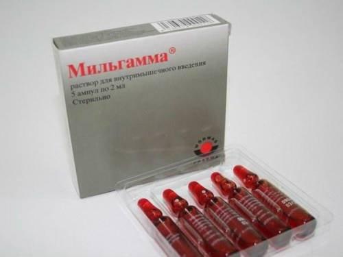 Durerea toracica - Actinmed, Medicamente condroprotectoare pentru osteochondroza toracică