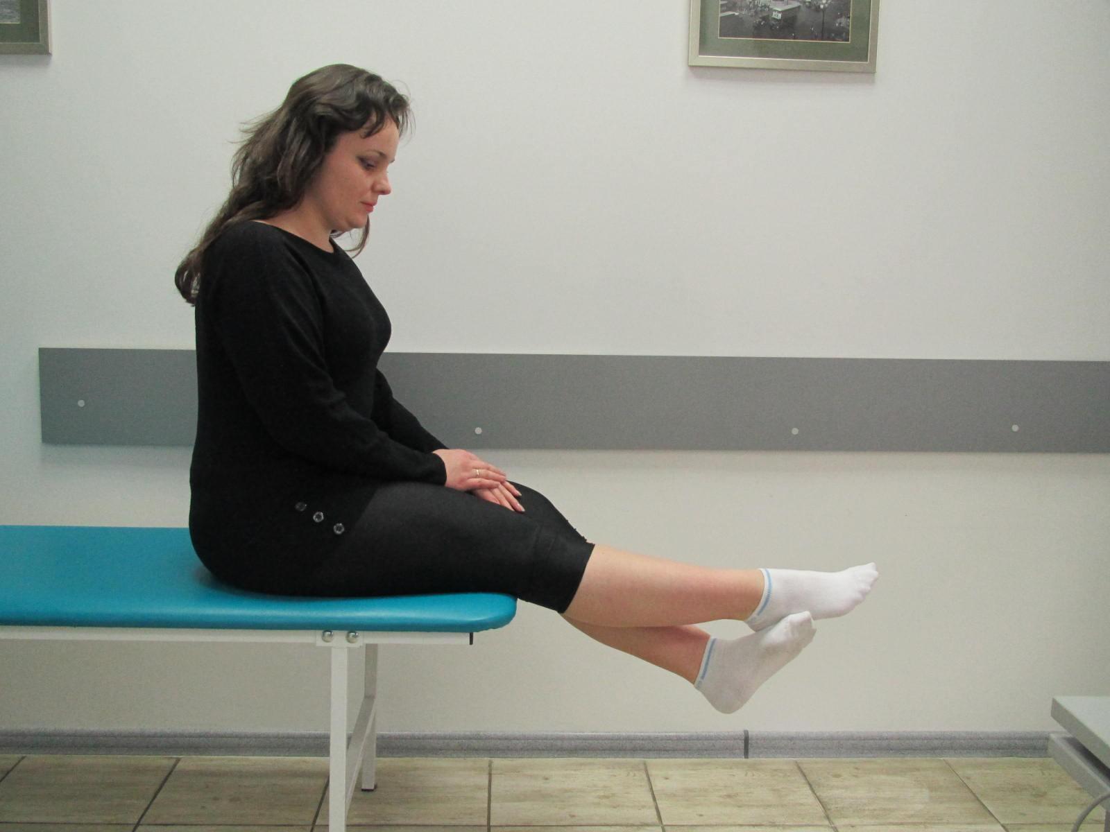 cum să pompați articulația genunchiului după o accidentare)